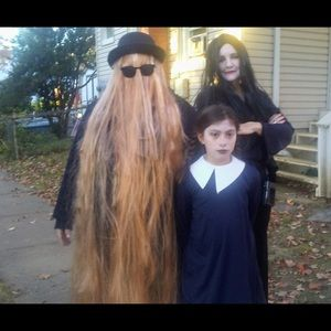 Other - Addams Family Cousin Itt Costume